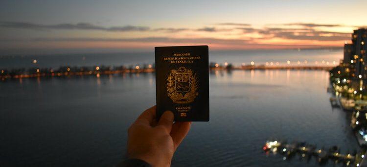 Venezuela: Nuevo reglamento de Ley relativo a la expedición, renovación y prórroga de pasaportes